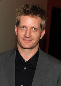 Paul Sparks at the opening night of