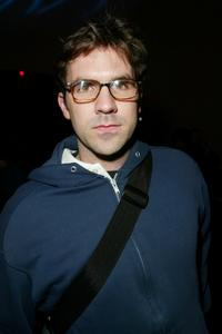 Paul Schneider at the afterparty premiere of