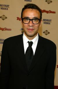 Fred Armisen at the Rolling Stone Magazine celebration of its 2003 Hot Issue.