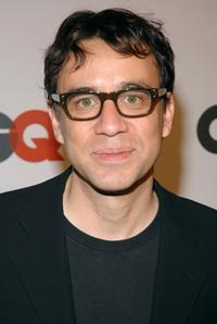 Fred Armisen at the GQ Magazines 50th Year Celebration party.