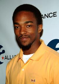Anthony Mackie at the Alliance Network Television's Upfront Week.