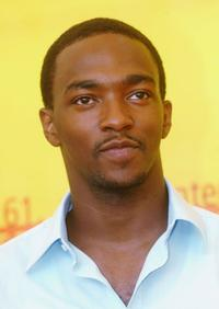 Anthony Mackie at the 61st Venice Film Festival for