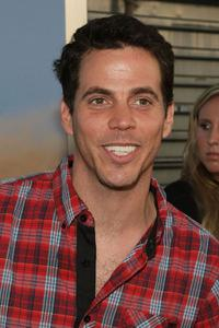 Steve-O at the Red Bull Toasted honoring Travis Pastrana.