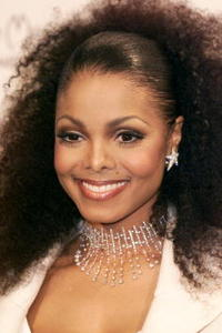 Janet Jackson at the 28th Annual American Music Awards.