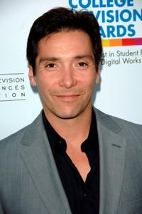 Benito Martinez at the ATAS Foundation's 28th Annual College Television Awards.