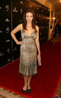 Lisa Ray at the 9th annual Costume Designers Guild Awards.