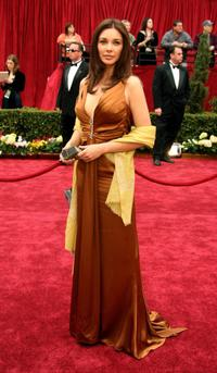 Lisa Ray at the 79th Annual Academy Awards.