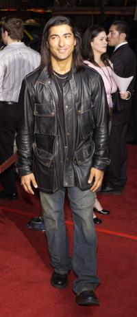 Jay Tavare at the Los Angeles premiere of