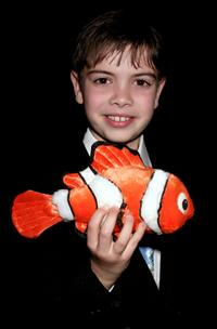 Alexander Gould at the 18th Annual Genesis Awards.