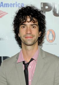 Hamish Linklater at the opening night celebration of