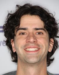 Hamish Linklater at the CBS Comedies' Season Premiere Party.