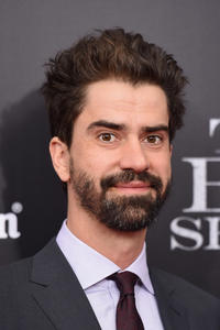 Hamish Linklater at the New York premiere of