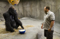 Kevin James as Griffin Keyes in ``Zookeeper.''