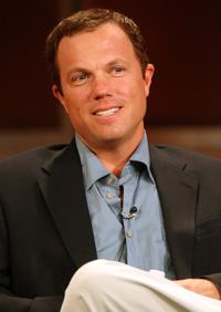 Adam Baldwin at the 2006 Summer Television Critics Association Press Tour for The ABC Network.