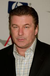 Alec Baldwin at the 8th Annual AFI Awards.