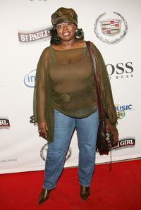 Angie Stone at the VH1 Save The Music Foundation Presents