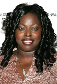 Angie Stone at the Archbishop Desmond Tutu's 75 birthday gala fundraiser