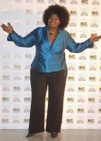 Angie Stone at the KISS Awards 2005.