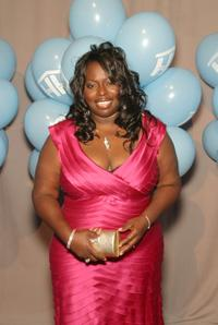 Angie Stone at the Mother Hale awards for caring gala.