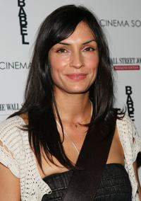 Famke Janssen at the screening of