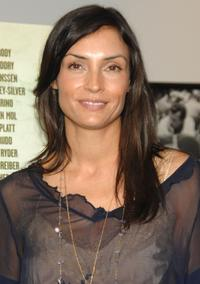 Famke Janssen at the premiere of