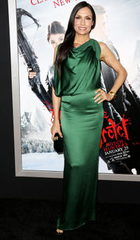 Famke Janssen at the California premiere of