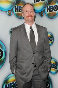 Matt Walsh at the HBO's Post 2012 Golden Globe Awards Party in California.