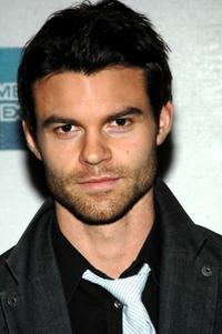 Daniel Gillies at the premiere of