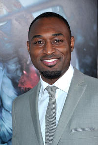 Adrian Holmes at the California premiere of