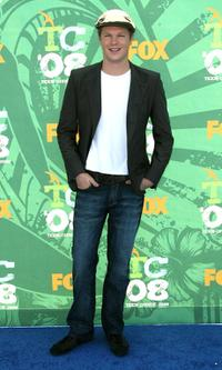 Luke Ford at the 2008 Teen Choice Awards.