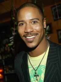 Brian J. White at the afterparty of