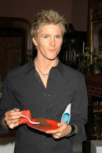 Thad Luckinbill at the