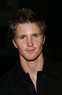 Thad Luckinbill at the Season Four premiere Screening of