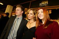 Tom Lenk, Emma Caulfield and Alyson Hannigan at the premiere of