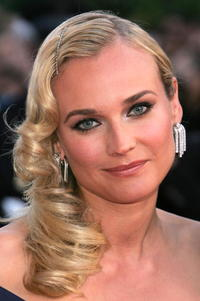 Diane Kruger at the Cannes closing ceremony.