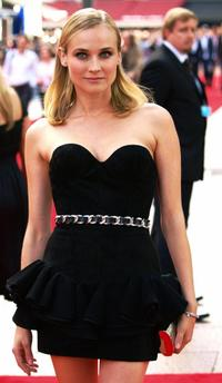 Diane Kruger at the British premiere of