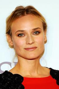 Diane Kruger at the 2009 CFDA Fashion Awards.