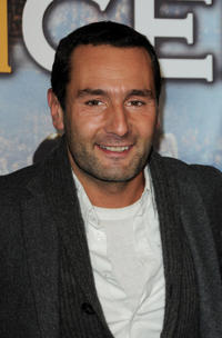 Gilles Lellouche at the Paris premiere of