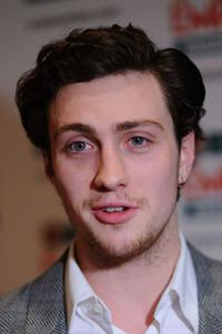 Aaron Johnson at the Jameson Empire Film Awards.