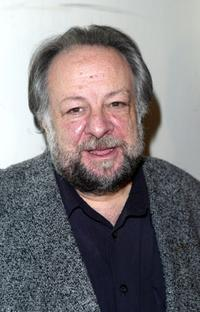 Ricky Jay at the HBO's Pre Golden Globes private reception.