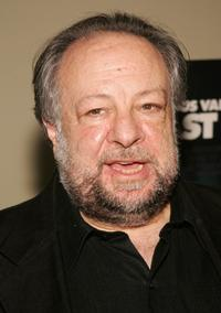 Ricky Jay at the premiere of