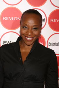 Marianne Jean-Baptiste at the 4th Annual Pre-Emmy party.
