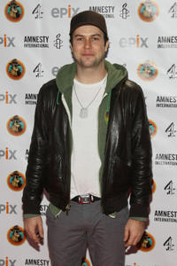 Taran Killam at the Amnesty International's Secret Policeman's Ball 2012 in New York.