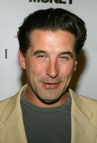 William Baldwin at the premiere for