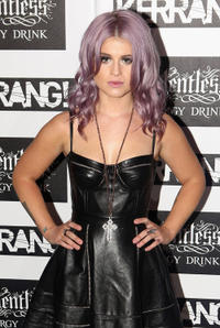 Kelly Osbourne at the Kerrang! Awards in England.