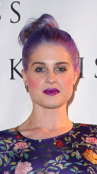 Kelly Osbourne at the Kreiss 75th anniversary celebration in California.