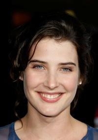 Cobie Smulders at the premiere of