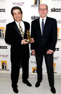 Alan Rosenberg and Richard Jenkins at the Hollywood Film Festival's Gala Ceremony.