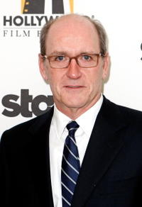 Richard Jenkins at the Hollywood Film Festival's Gala Ceremony.