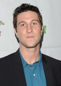 Pablo Schreiber at the premiere of